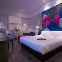 Orange Hotel Select Luohu Shenzhen 4* Стандартный номер фото 3
