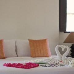 Отель Lamai Wanta Beach Resort 3* Номер Делюкс с различными типами кроватей фото 2