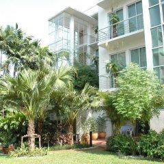 Отель P.K. Garden Home 3* Апартаменты фото 15