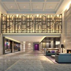 Отель Mercure Shanghai Hongqiao Airport 4* Стандартный номер с различными типами кроватей фото 4