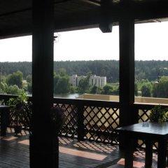 Hotel Complex Verhovina балкон