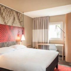 Отель ibis Hamburg City 3* Стандартный номер с различными типами кроватей фото 3