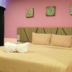 Airy Suvarnabhumi Hotel 3* Стандартный номер с различными типами кроватей фото 8