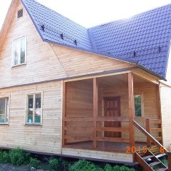 Hostel Favorit Кровать в общем номере с двухъярусной кроватью