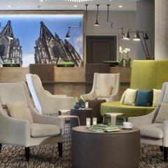 Отель Lindner Hotel City Plaza Германия, Кёльн - 8 отзывов об отеле, цены и фото номеров - забронировать отель Lindner Hotel City Plaza онлайн интерьер отеля фото 2