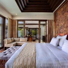 Отель The Seminyak Beach Resort & Spa 5* Вилла с различными типами кроватей фото 3