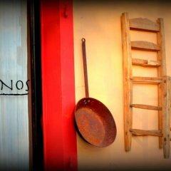 Отель Agriturismo Hornos Нумана фитнесс-зал