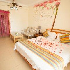 Sanya Shiji Shanshui Seaview Hotel комната для гостей фото 4