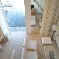 Отель Marinoa Resort Fukuoka Фукуока бассейн