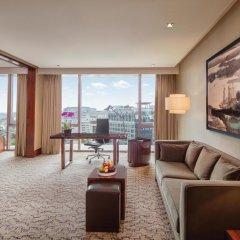 Отель Regent Beijing 5* Стандартный номер с различными типами кроватей