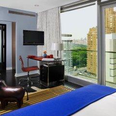 Отель 6 Columbus Central Park a Sixty Hotel США, Нью-Йорк - отзывы, цены и фото номеров - забронировать отель 6 Columbus Central Park a Sixty Hotel онлайн комната для гостей фото 2