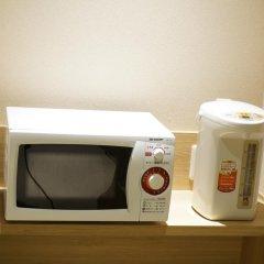 Tokyo Ekimae BAY HOTEL Капсула в женском общем номере фото 9