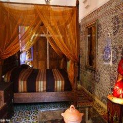 Отель Riad Les Cigognes Марокко, Марракеш - отзывы, цены и фото номеров - забронировать отель Riad Les Cigognes онлайн интерьер отеля фото 2