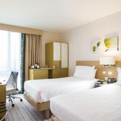 Отель Hilton Garden Inn Glasgow City Centre комната для гостей фото 6