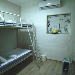 Отель Dongdaemun Neighbors Стандартный номер с двухъярусной кроватью фото 3