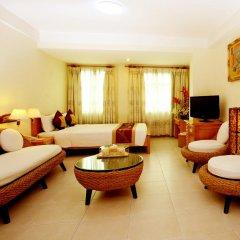 Ho Sen - Lotus Lake Hotel 3* Люкс с различными типами кроватей