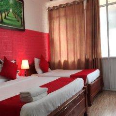 Hanoi Pearl Hostel Стандартный номер с различными типами кроватей