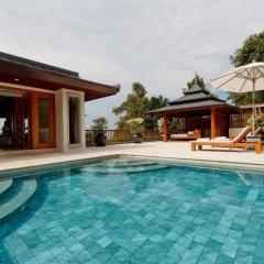 Отель Trisara Villas & Residences Phuket 5* Стандартный номер с различными типами кроватей фото 30