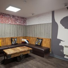 Euro Hostel Glasgow Люкс с двуспальной кроватью фото 2