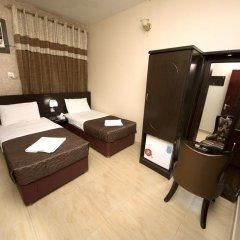 Grand Sina Hotel Стандартный семейный номер с различными типами кроватей фото 2