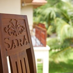 Отель Sara Beachfront Boutique Resort интерьер отеля фото 2