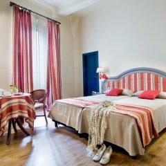 Hotel Unicorno 3* Стандартный номер с двуспальной кроватью