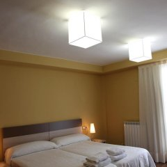 Hotel Santuario De Sancho Abarca Аблитас комната для гостей фото 5