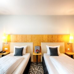 Отель ACHAT Plaza Frankfurt/Offenbach 4* Номер Бизнес с различными типами кроватей
