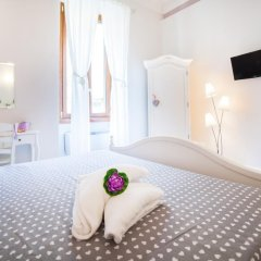 Отель B&B Vatican's Keys 3* Стандартный номер с двуспальной кроватью (общая ванная комната) фото 15