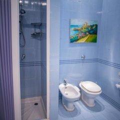 Отель Villa Angela Капачи ванная