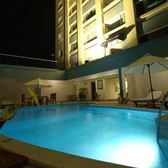 Mithrin Hotel Halong бассейн