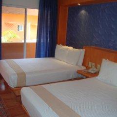 Hotel Villa Mexicana 3* Стандартный номер с 2 отдельными кроватями фото 4