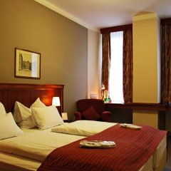 Das Opernring Hotel 4* Стандартный номер с различными типами кроватей фото 5