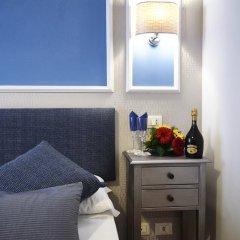 Отель Domus Cavour 3* Стандартный номер с двуспальной кроватью фото 13