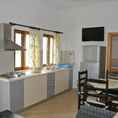 Отель Villa Oden Албания, Ксамил - отзывы, цены и фото номеров - забронировать отель Villa Oden онлайн в номере фото 2