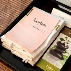 Отель Loden Vancouver Канада, Ванкувер - отзывы, цены и фото номеров - забронировать отель Loden Vancouver онлайн ванная