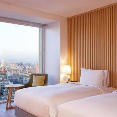 Hotel ENTRA Gangnam 4* Номер Премьер с 2 отдельными кроватями фото 2