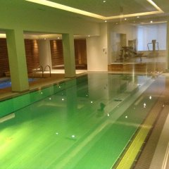 Palace Hotel And Spa Дуррес бассейн