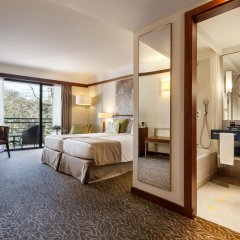 Terra Nostra Garden Hotel 4* Номер Делюкс с различными типами кроватей фото 4
