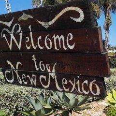Отель Residence Nuovo Messico Италия, Аренелла - отзывы, цены и фото номеров - забронировать отель Residence Nuovo Messico онлайн приотельная территория фото 2