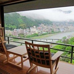 Отель Shogetsu балкон