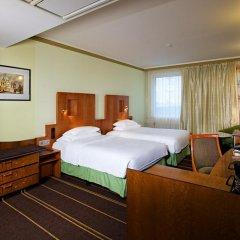 Гостиница Шератон Палас Москва 5* Стандартный номер с различными типами кроватей фото 2