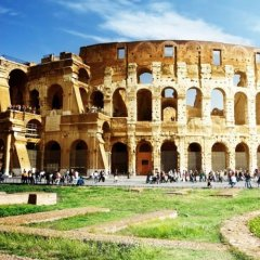 Отель Just Colosseum Suite Рим пляж