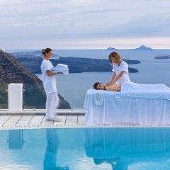 Отель Santorini Princess SPA Hotel Греция, Остров Санторини - отзывы, цены и фото номеров - забронировать отель Santorini Princess SPA Hotel онлайн фитнесс-зал