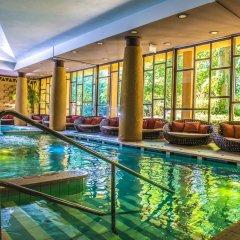 Отель Bambara Hotel Premium Венгрия, Силвашварад - отзывы, цены и фото номеров - забронировать отель Bambara Hotel Premium онлайн бассейн