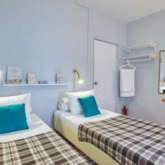 Хостел Дом Стандартный номер 2 отдельные кровати (общая ванная комната) фото 3