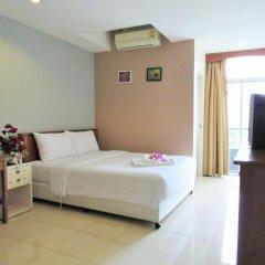 Отель JL Bangkok 3* Улучшенный номер с различными типами кроватей