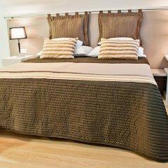 Отель Wenceslas Square Terraces Апартаменты Премиум с различными типами кроватей фото 7