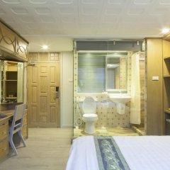 Golden Mountain Hostel Номер Делюкс с различными типами кроватей фото 2