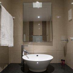Stamatia Hotel 3* Улучшенный номер с двуспальной кроватью фото 14